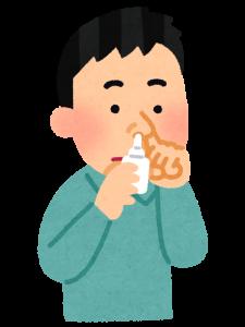 プロポリス点鼻スプレーは花粉症に即効性があります
